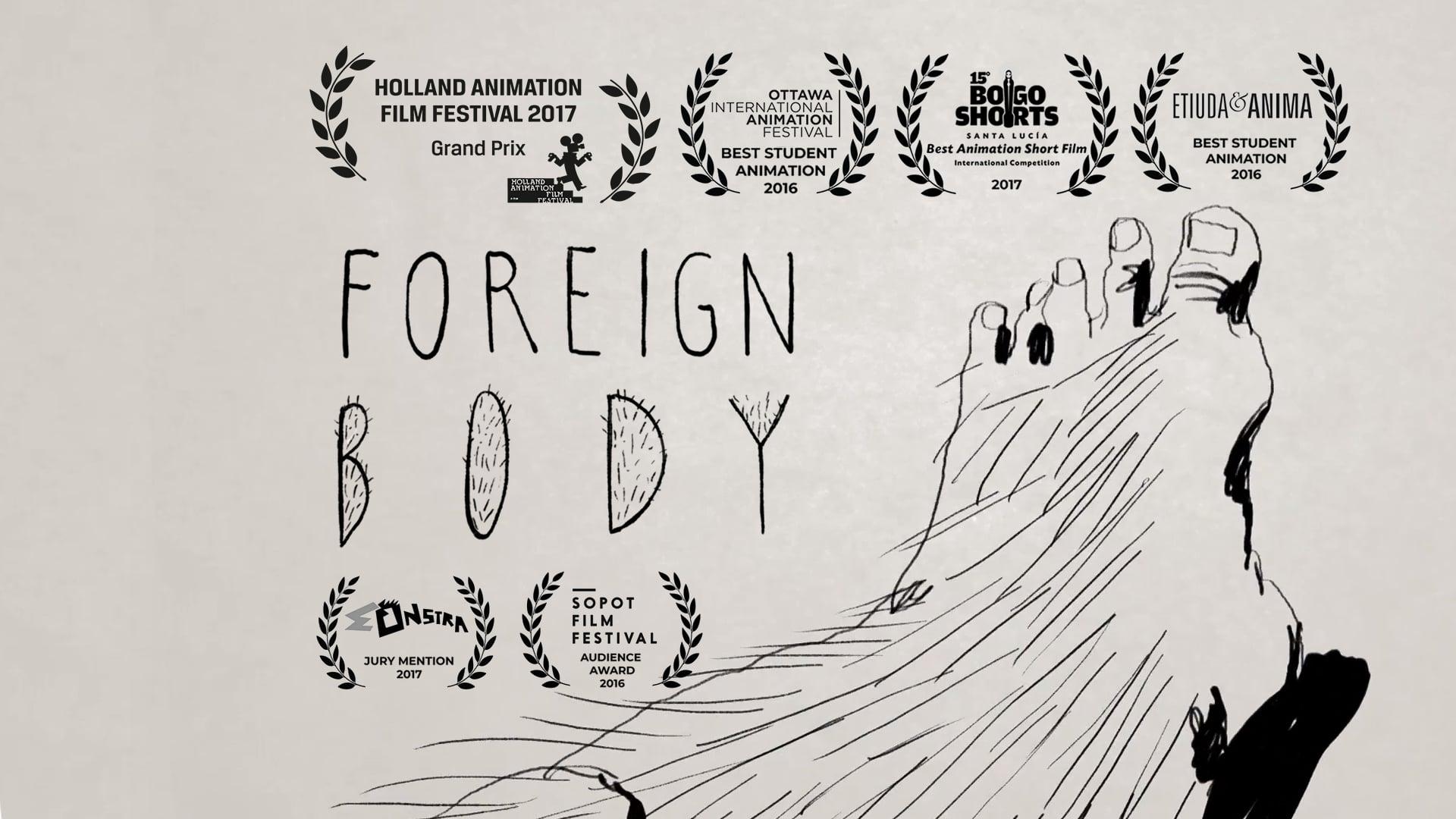 Foreign body / Ciało obce (2016)