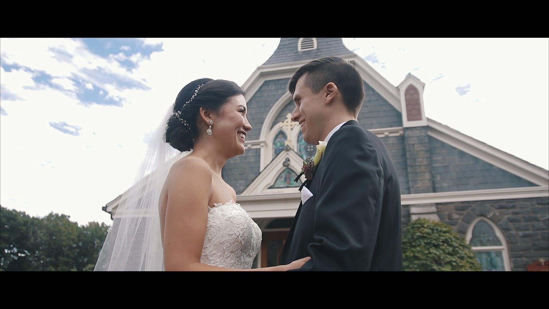 Shorehaven Golf Club // Brianna + Brian // 9.22.18 // Wedding Film