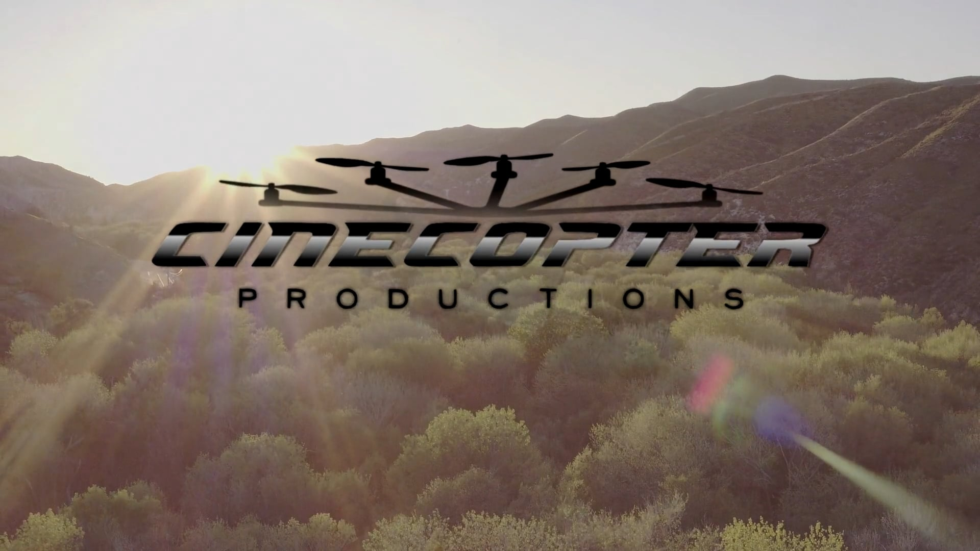 Cinecopter Productions - Showreel