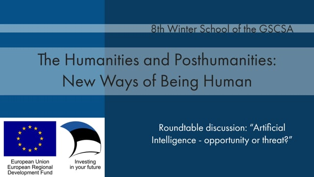 Roundtable discussion - Artificial Intelligence, opportunity or threat?