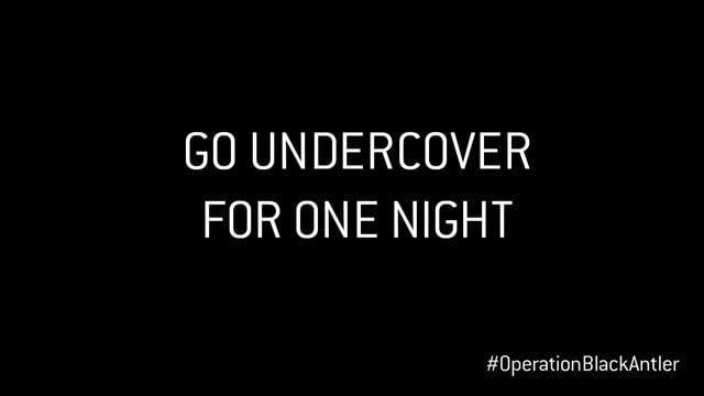 Video still for Operation Black Antler