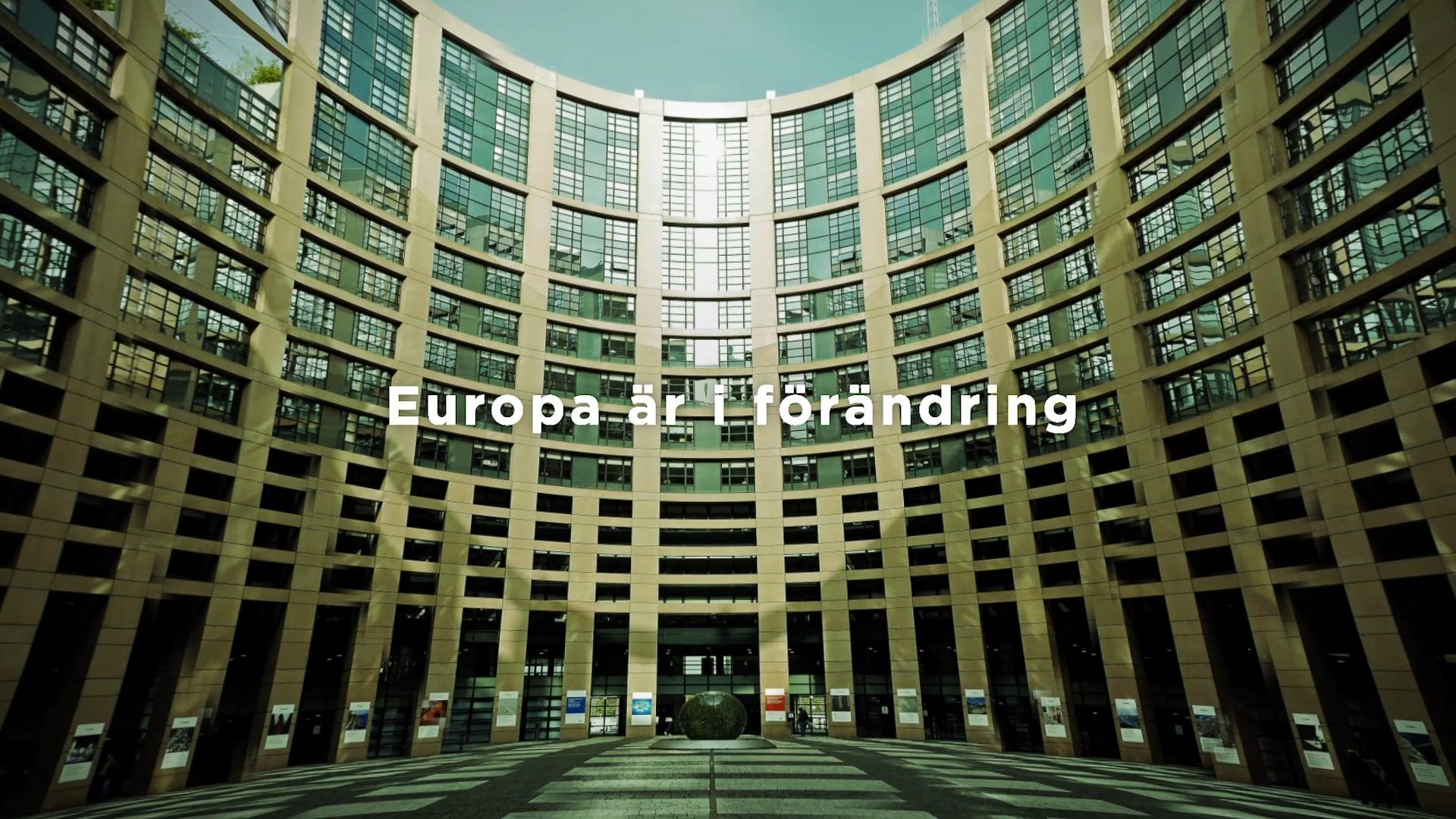 Film: Europa är i förändring
