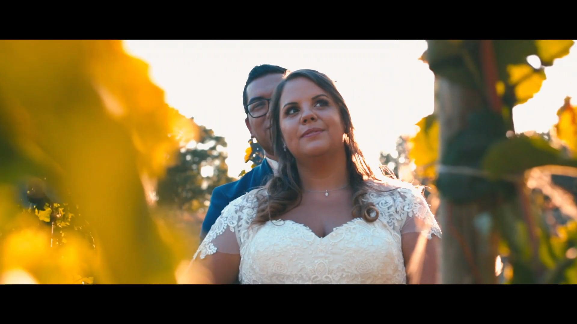 Teaser Wedding - Justine + Marc