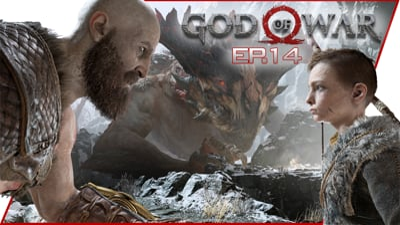 We FIGHT Our BIGGEST Enemy Yet! - God of War Walkthrough EP.14
