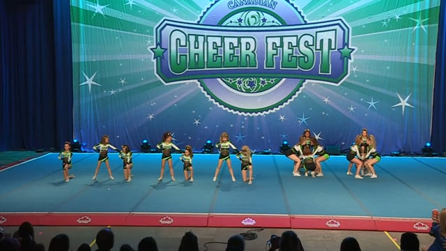 Academy of Cheer Excellence  Clash - Intl Junior (IASF) 2