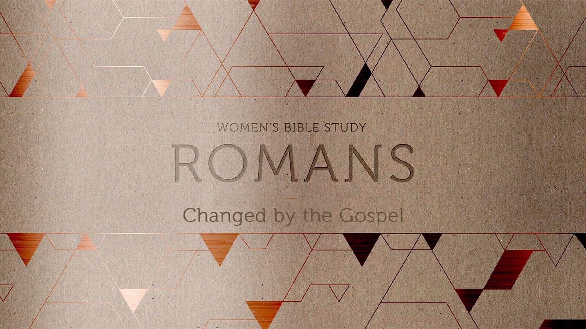 Live as God's Child- Romans 8:14-25