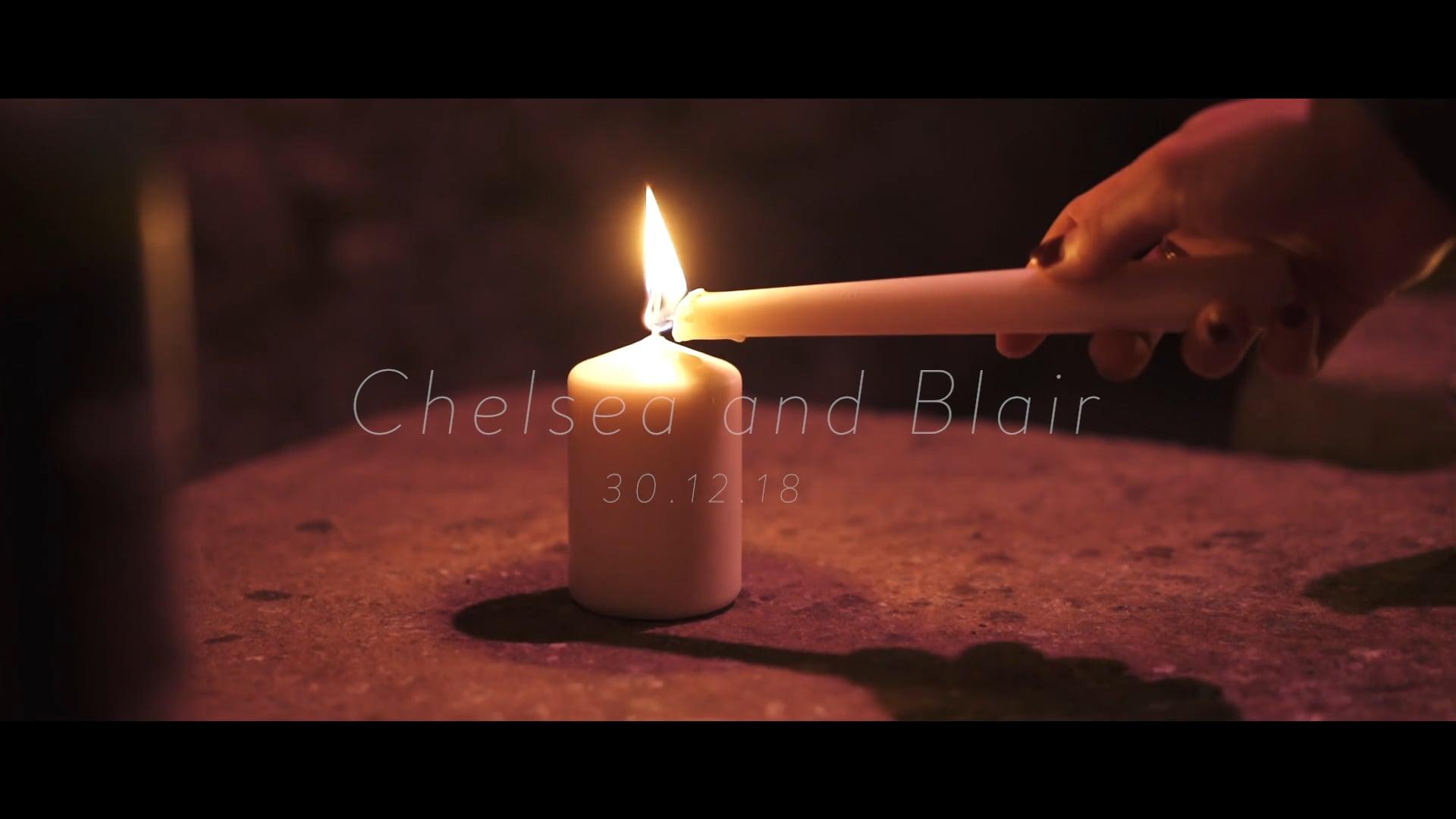 Chelsea & Blair Highlights 30.12.18