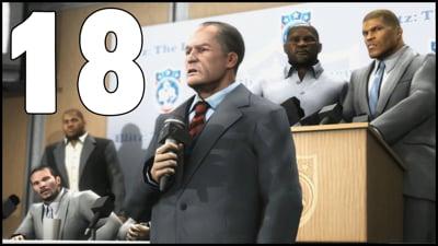 The Commissioner Killed A WHOLE Football Team! - Blitz The League 2 Walkthrough Ep.18