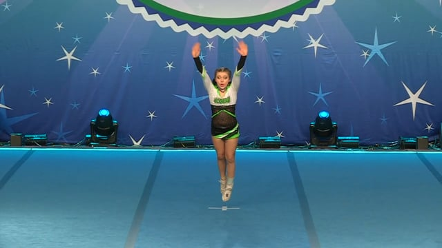 Academy of Cheer Excellence  Chloe - Youth Indy 4