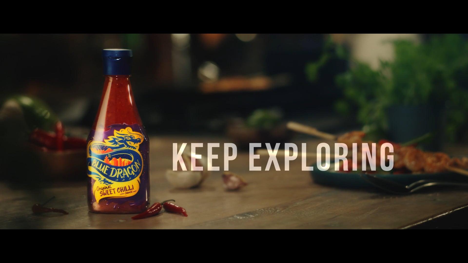 Blue Dragon - Sweet Chilli Sauce