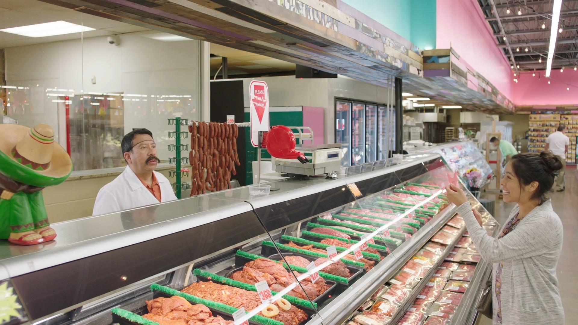 """""""Grocery Store"""" (Spanish)       Creative: Radish Creative"""