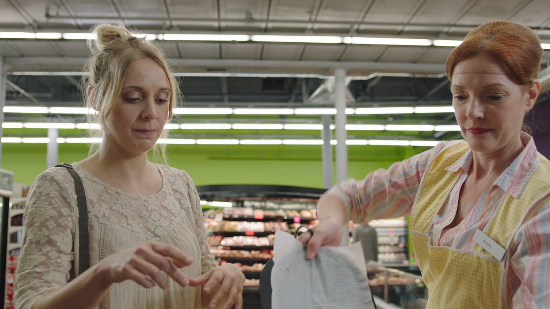 """Grocery Store""                      Creative: Radish Creative"