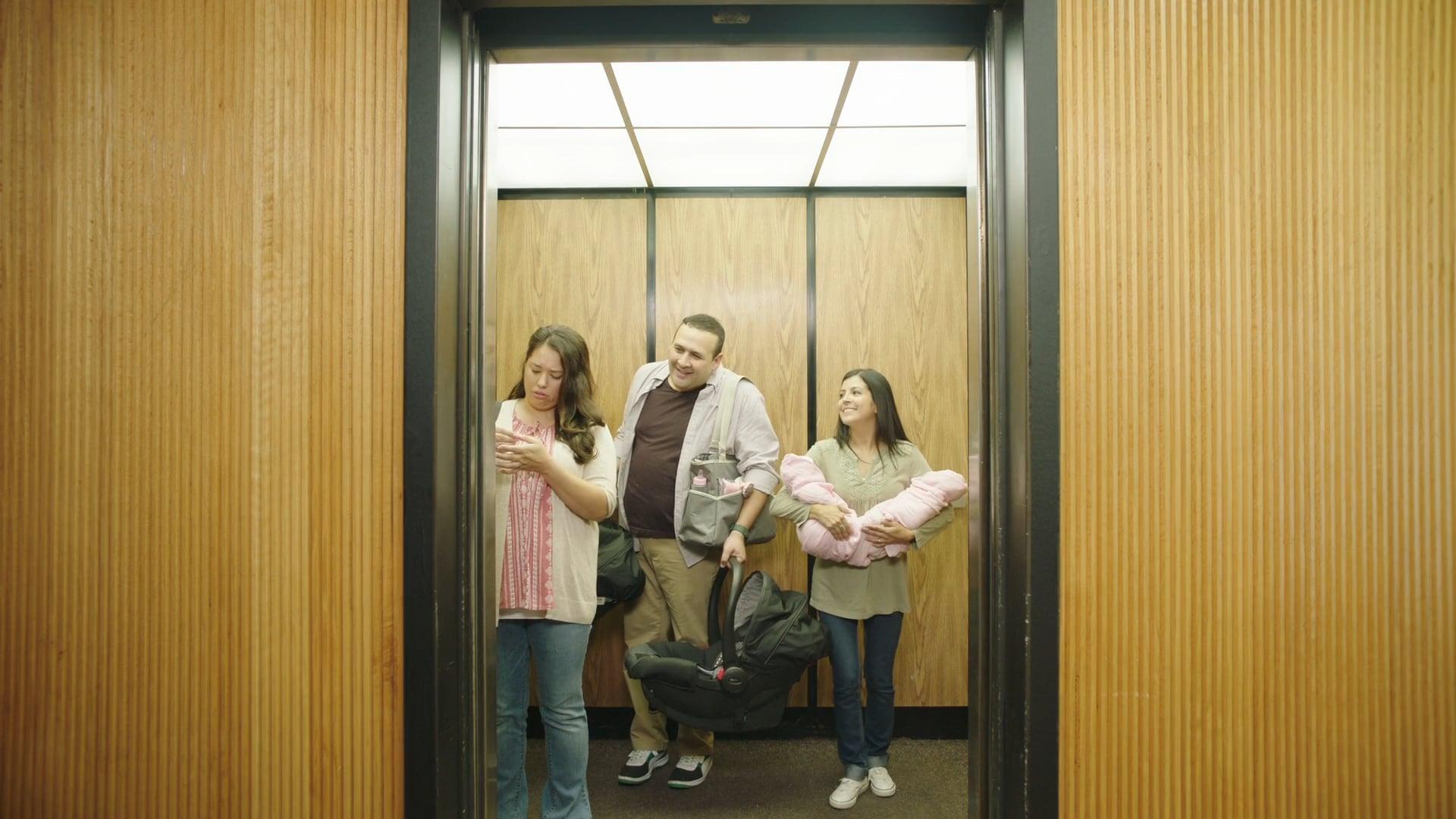 """Elevator"" (Spanish)                 Creative: Radish Creative"