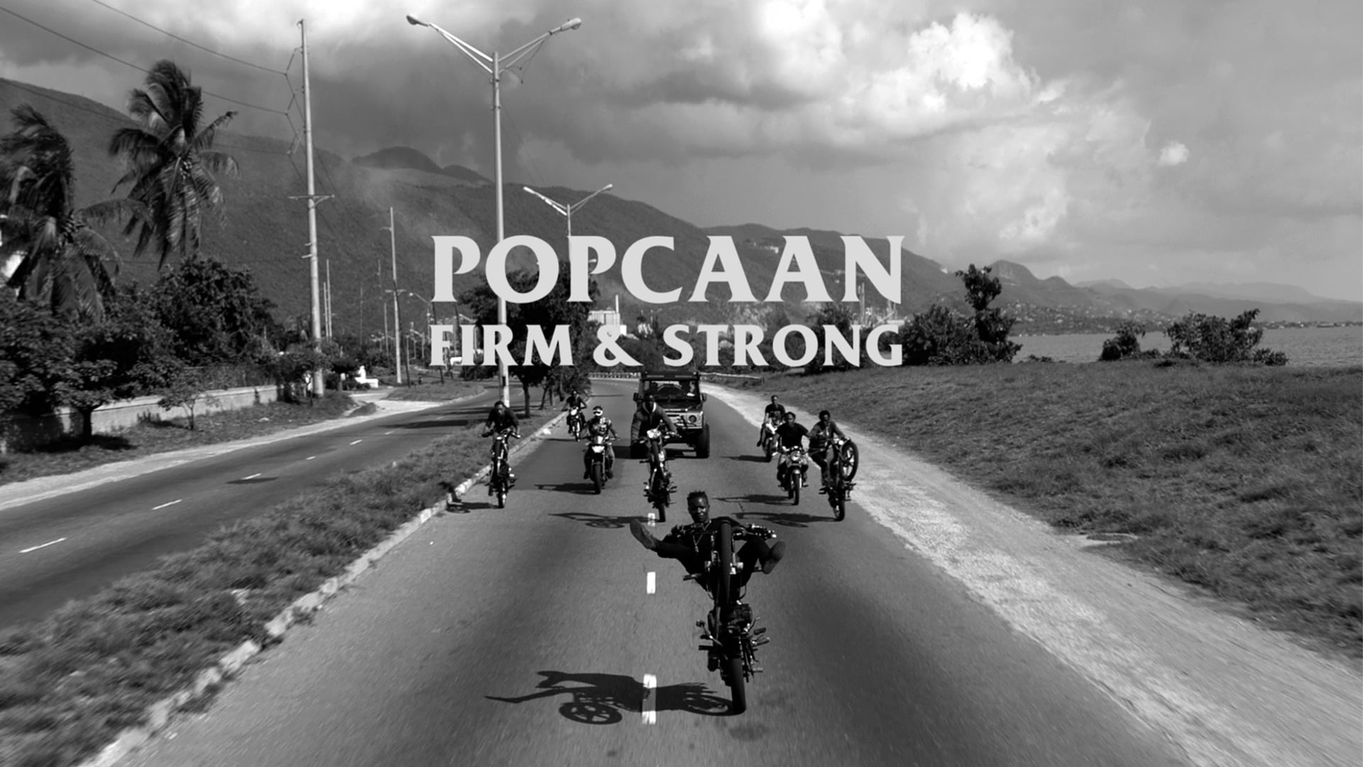 POPCAAN - Firm & Strong