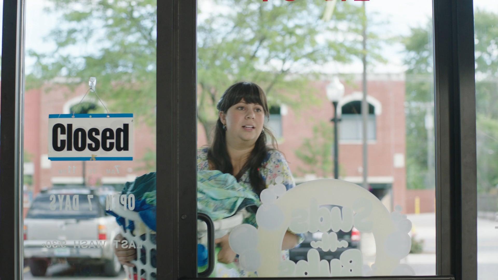 """Laundromat""                         Creative: Radish Creative"