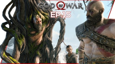 Hold up! We Gotta DO WHAT To This Guy?! - God of War Walkthrough EP.15