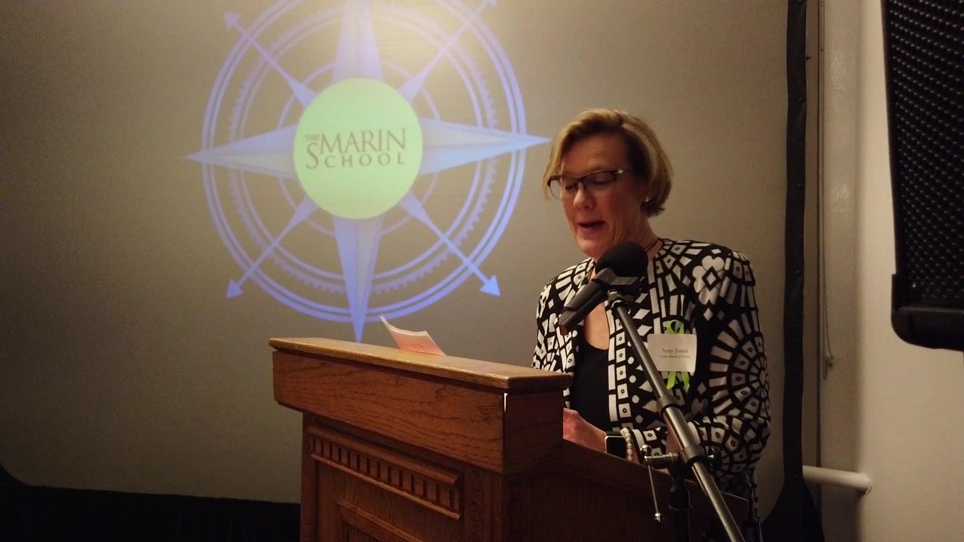 West Event - Barbara Harris Speech