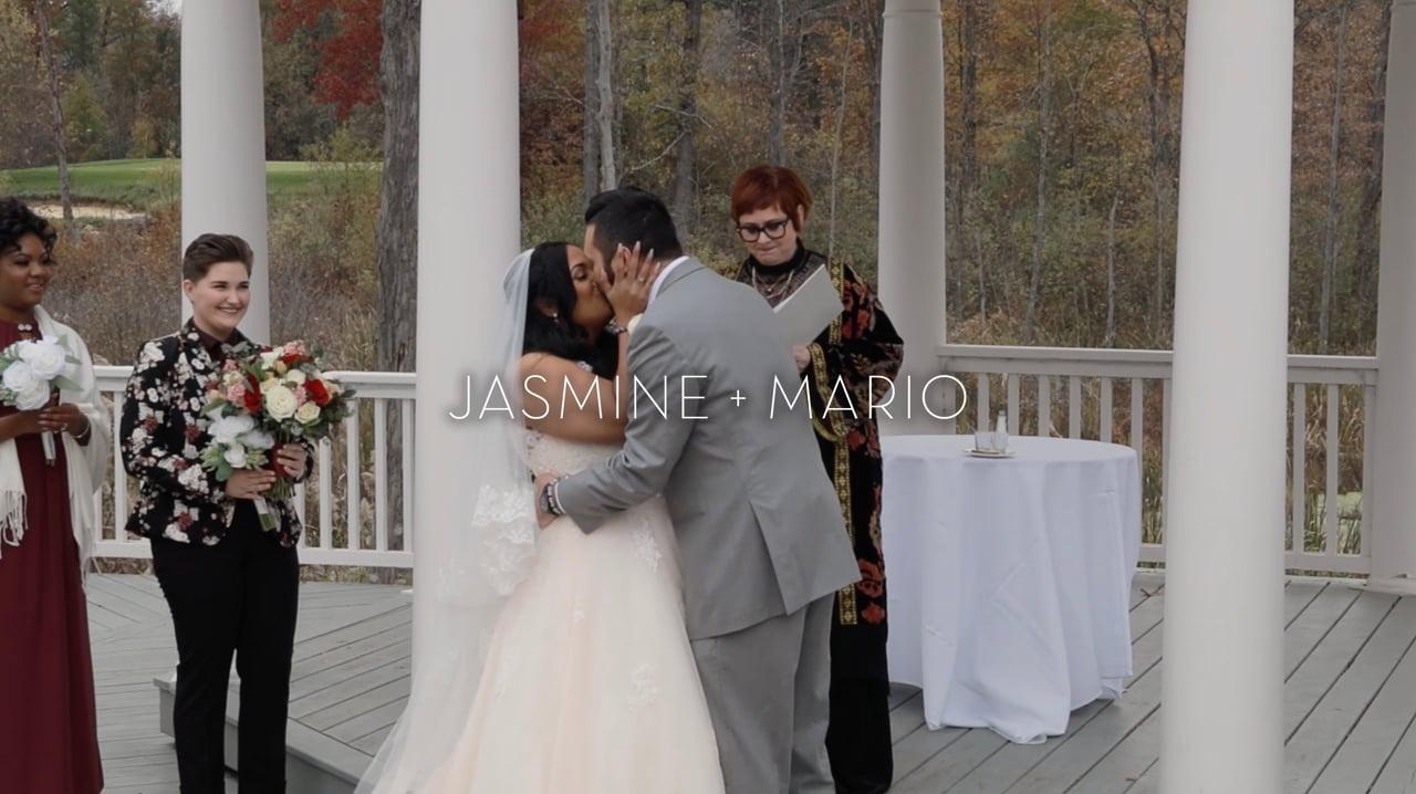 jasmine + mario | wedding film.