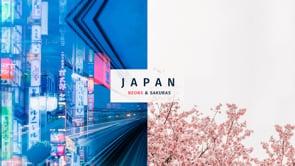 Japan - Neons & Sakuras