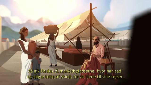 19 - Apostlenes Gerninger 13-20