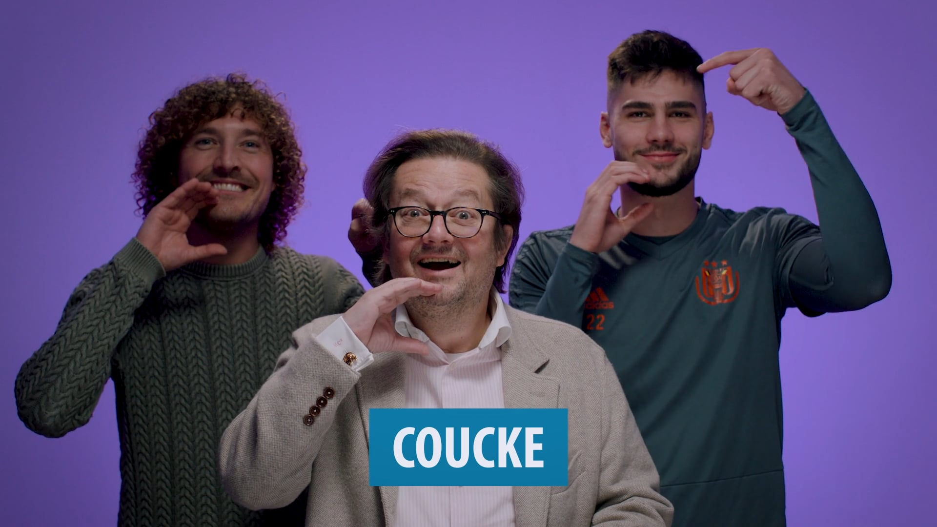 Huawei StorySign with RSC Anderlecht
