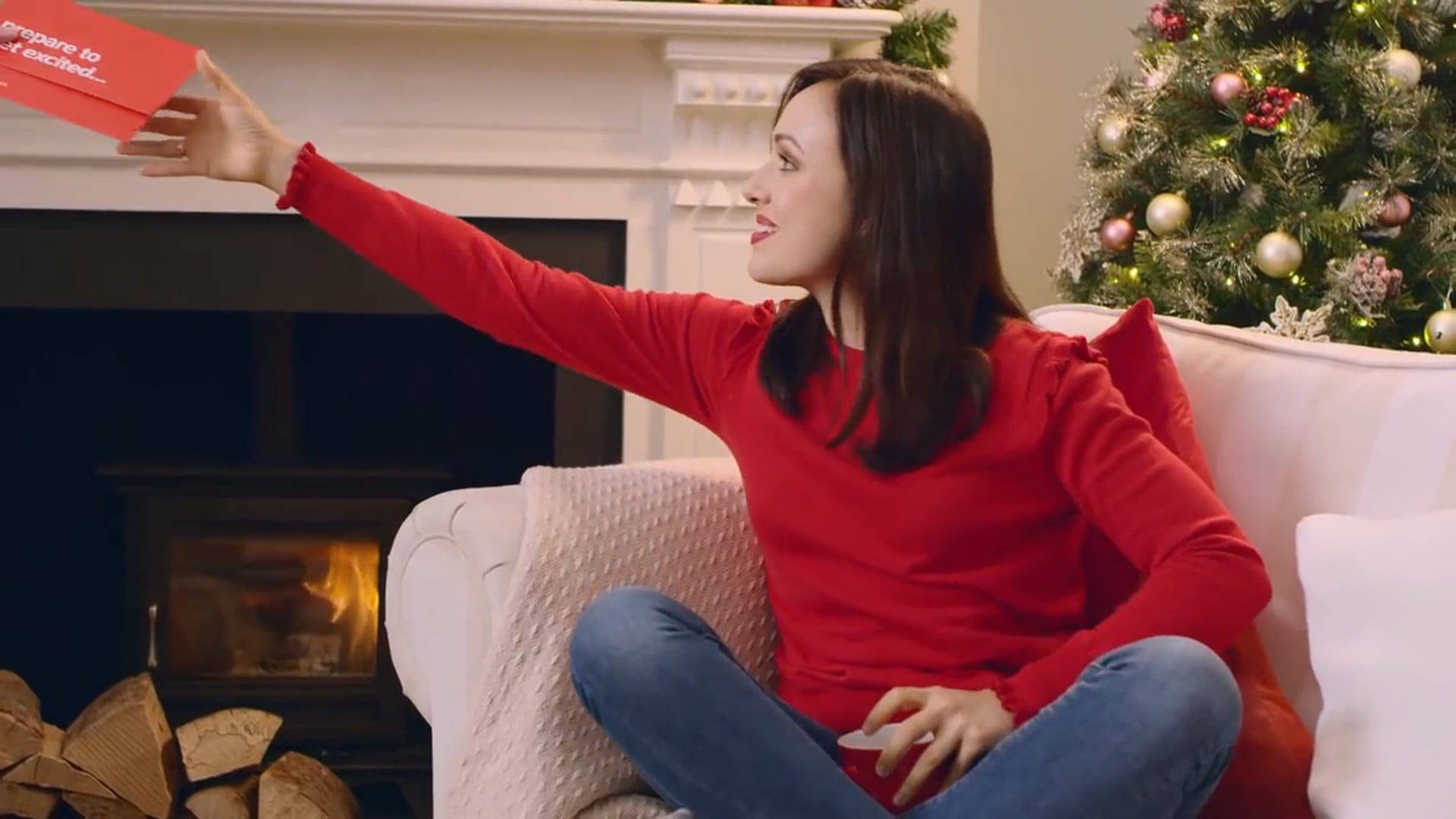 Virgin Experience Days GiftDreams Afternoon Tea Christmas Advert 2018 - Author Productions Post Production House, London, UK
