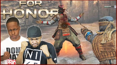 Trent's Mid-Grind Character CRISIS! - For Honor Grind Ep.8