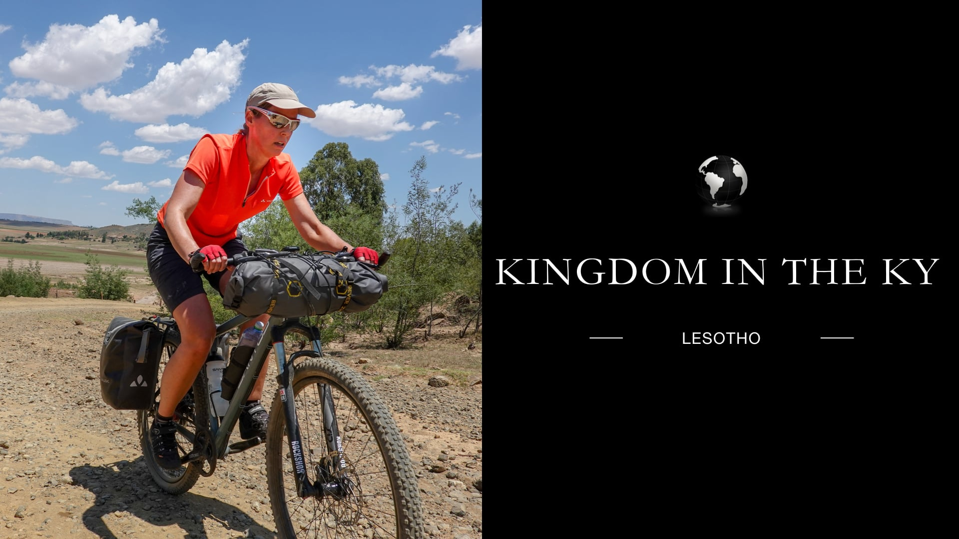Bikepacking Lesotho Kingdom in the Sky