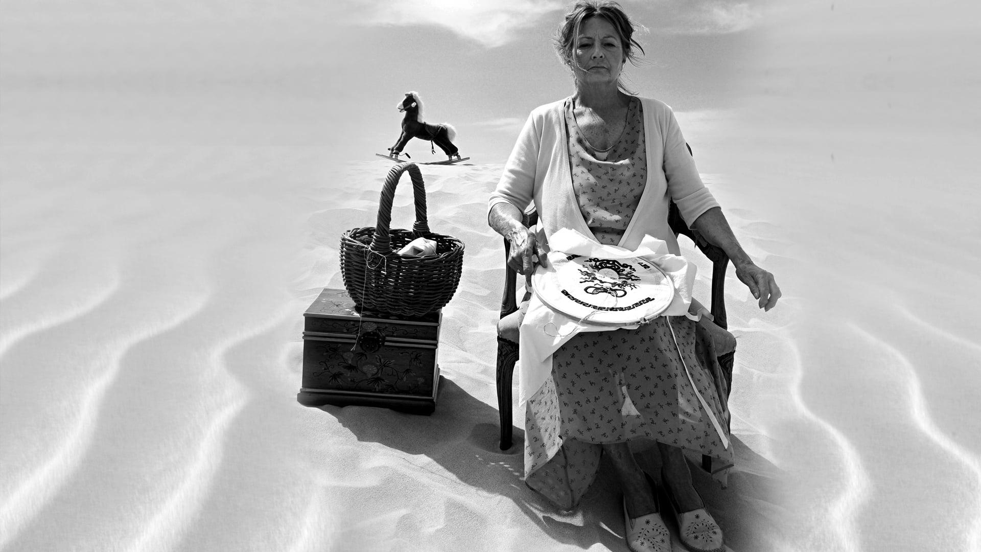'The Dunes of Neverland' - Video Installation Art