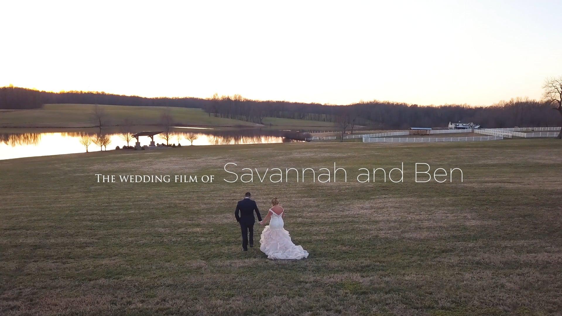 Savannah and Ben