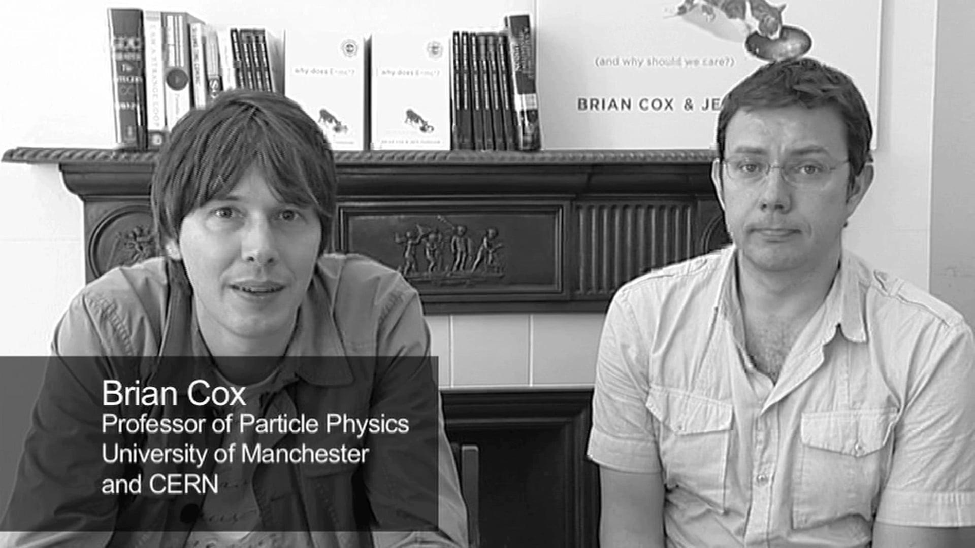 Brian Cox and Jeff Forshaw (E=mc2)
