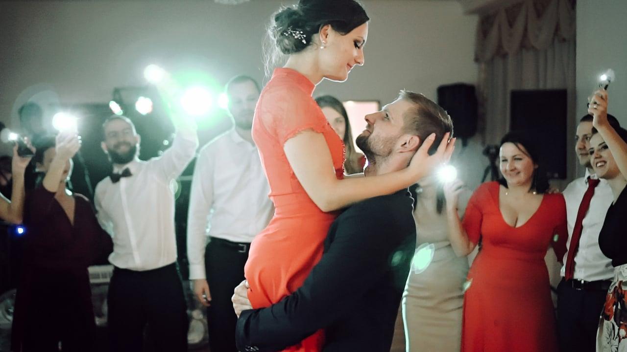 Katarína a Jozef svadobný videoklip