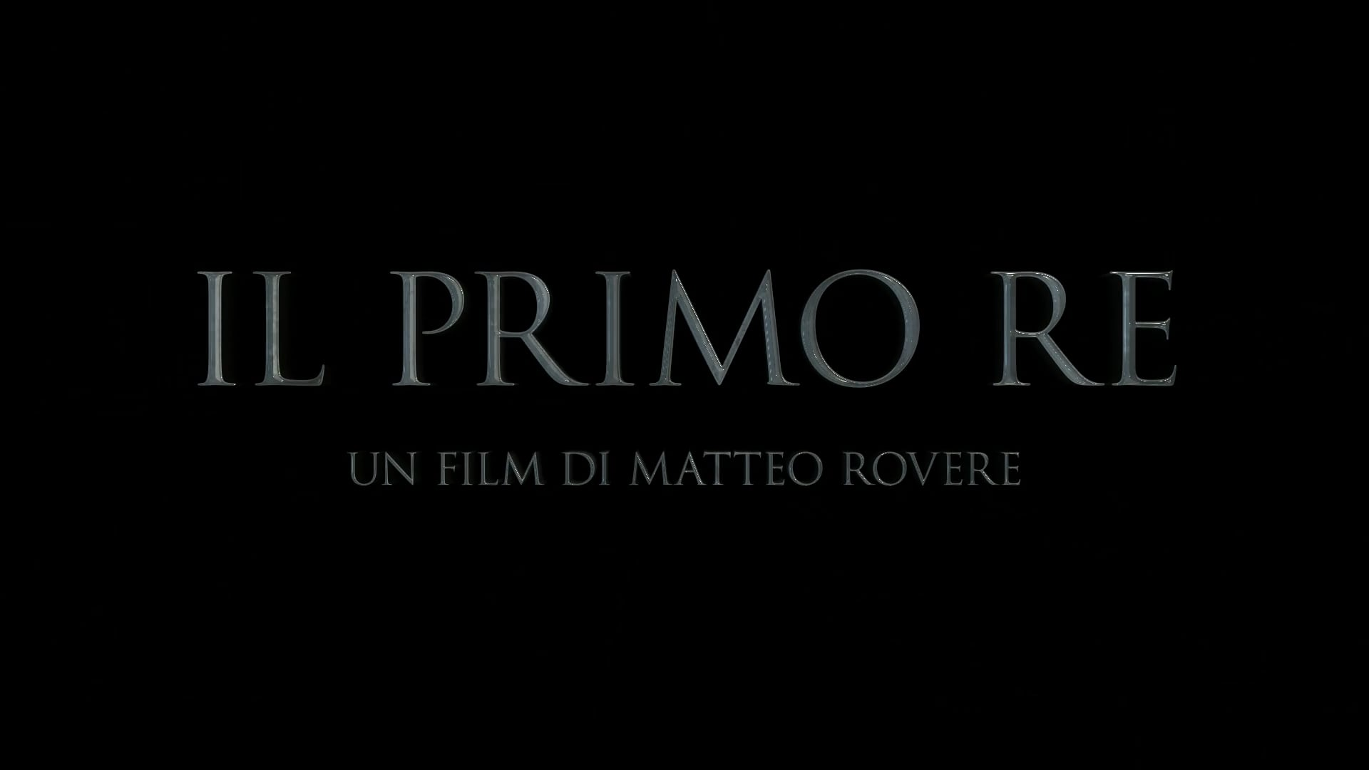Il Primo Re / The First King - VFX Breakdown