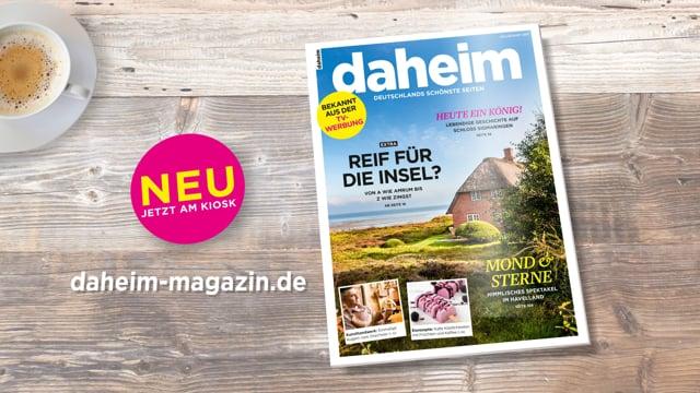 "READERS DIGEST: ""Daheim"""