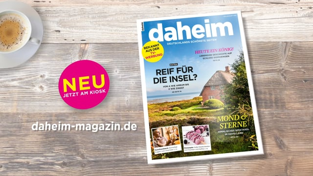 "READERS DIGEST: ""Daheim"" 2"