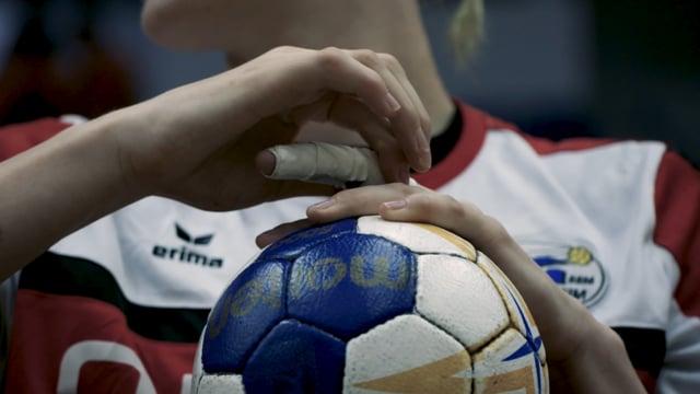 """OLYMP:  """"Frauenhandball im Olymp"""""""