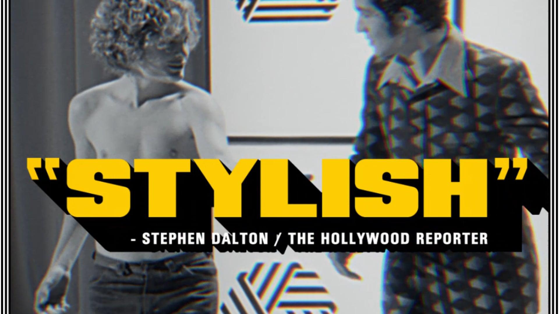 "DIGITAL - ""DANCING STYLISH"" - 1x1"