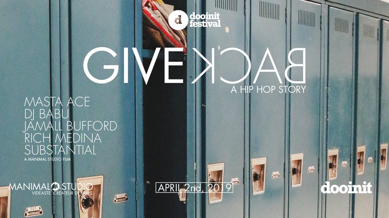 GIVE BACK - Teaser