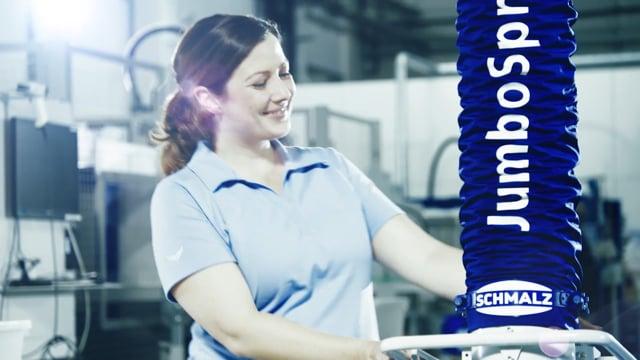 "SCHMALZ GmbH: ""POWER TO MOVE"""