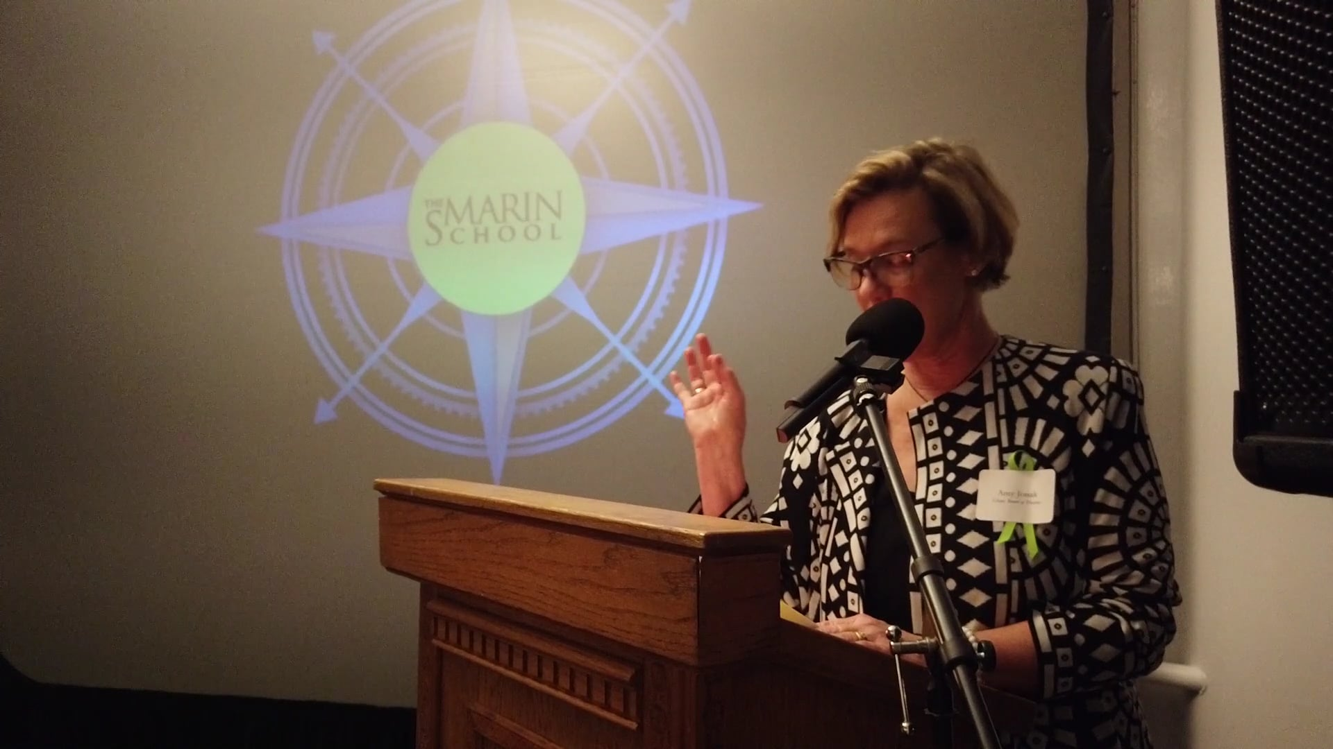 West Event - Barbara Brown Speech