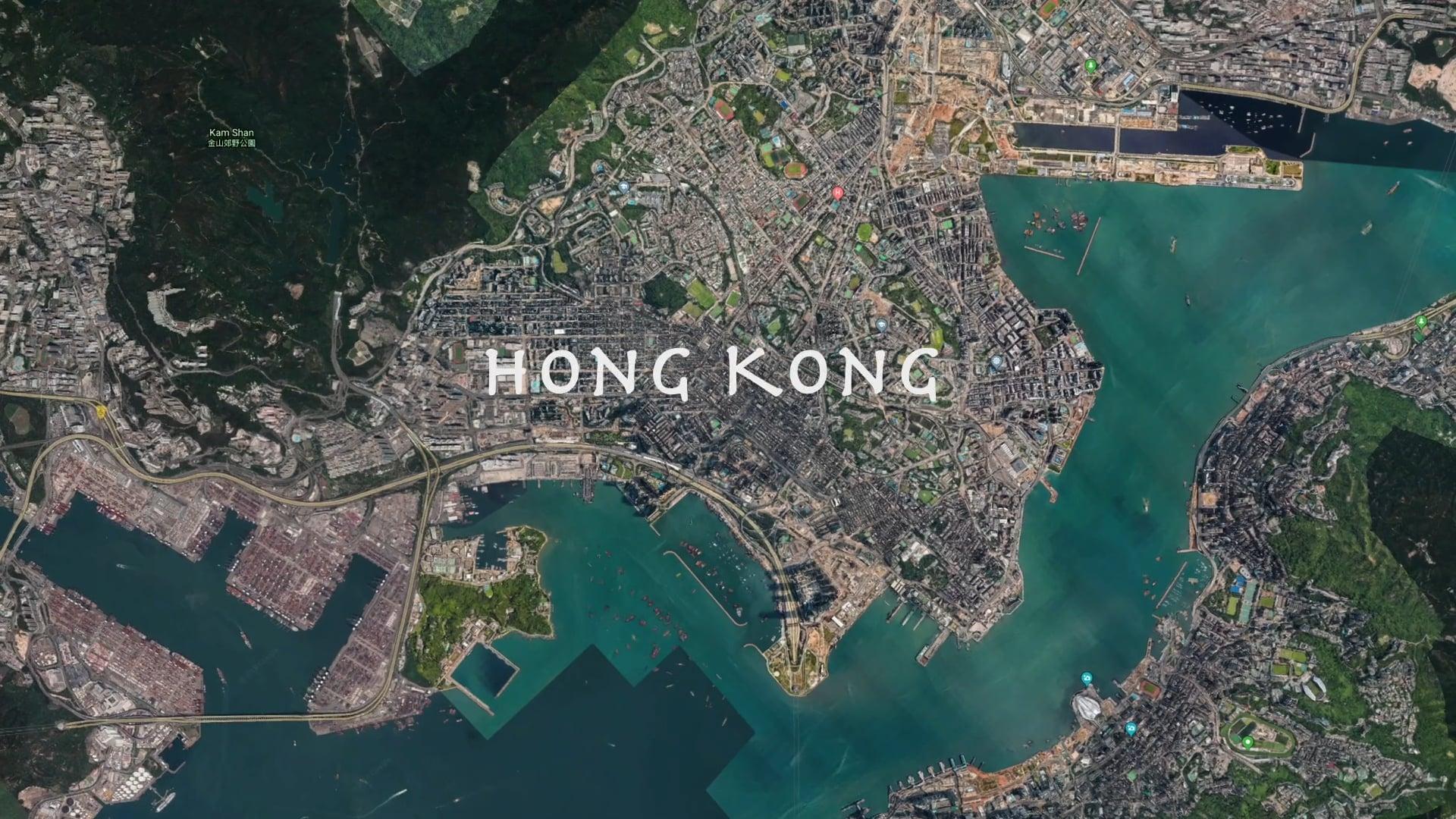 J.P. Morgan Hong Kong