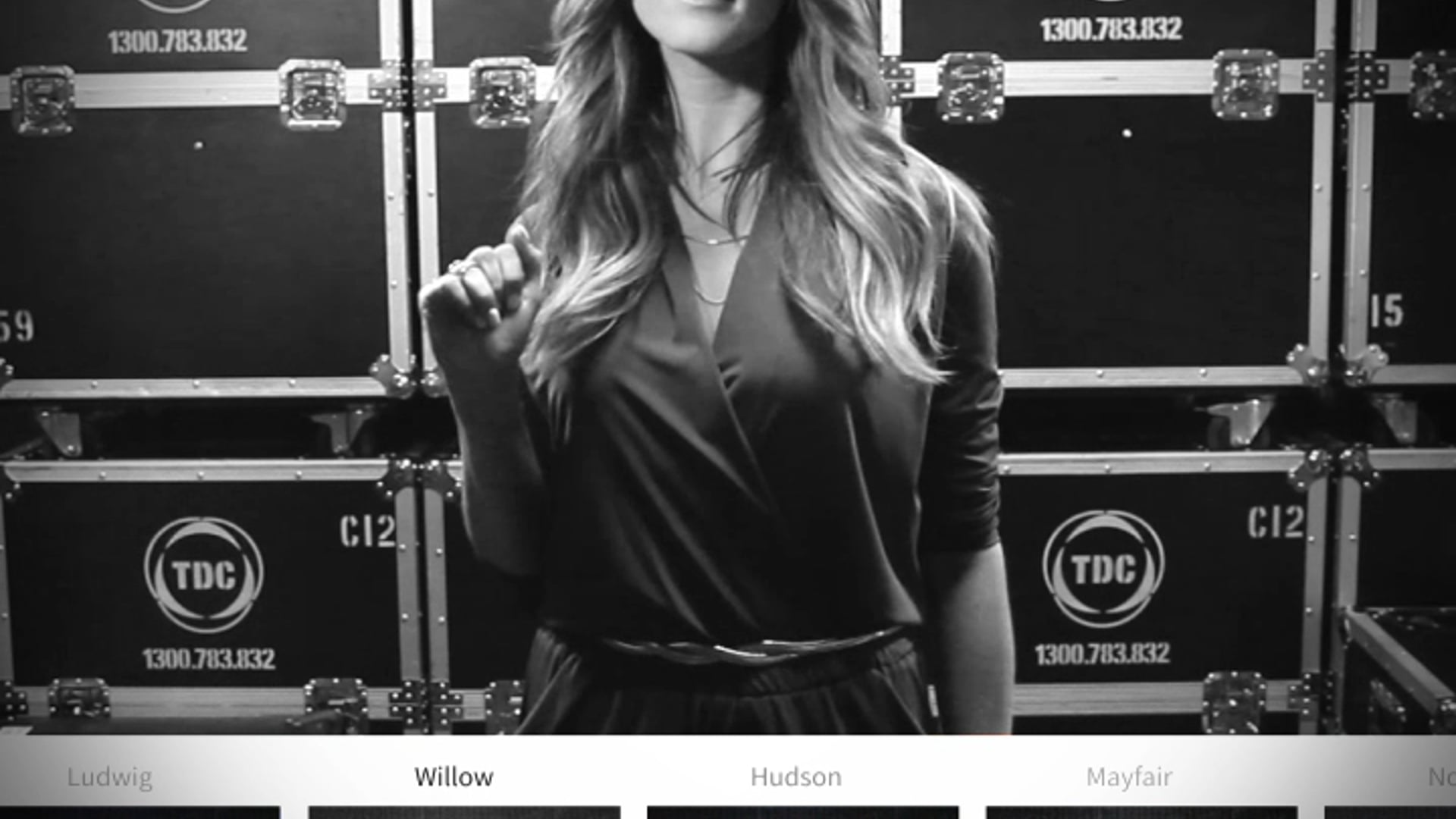 The Voice with Delta Goodrem
