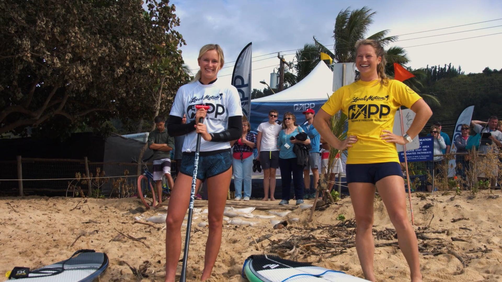 Sunset Beach Pro 2019 Day 1 Highlights.
