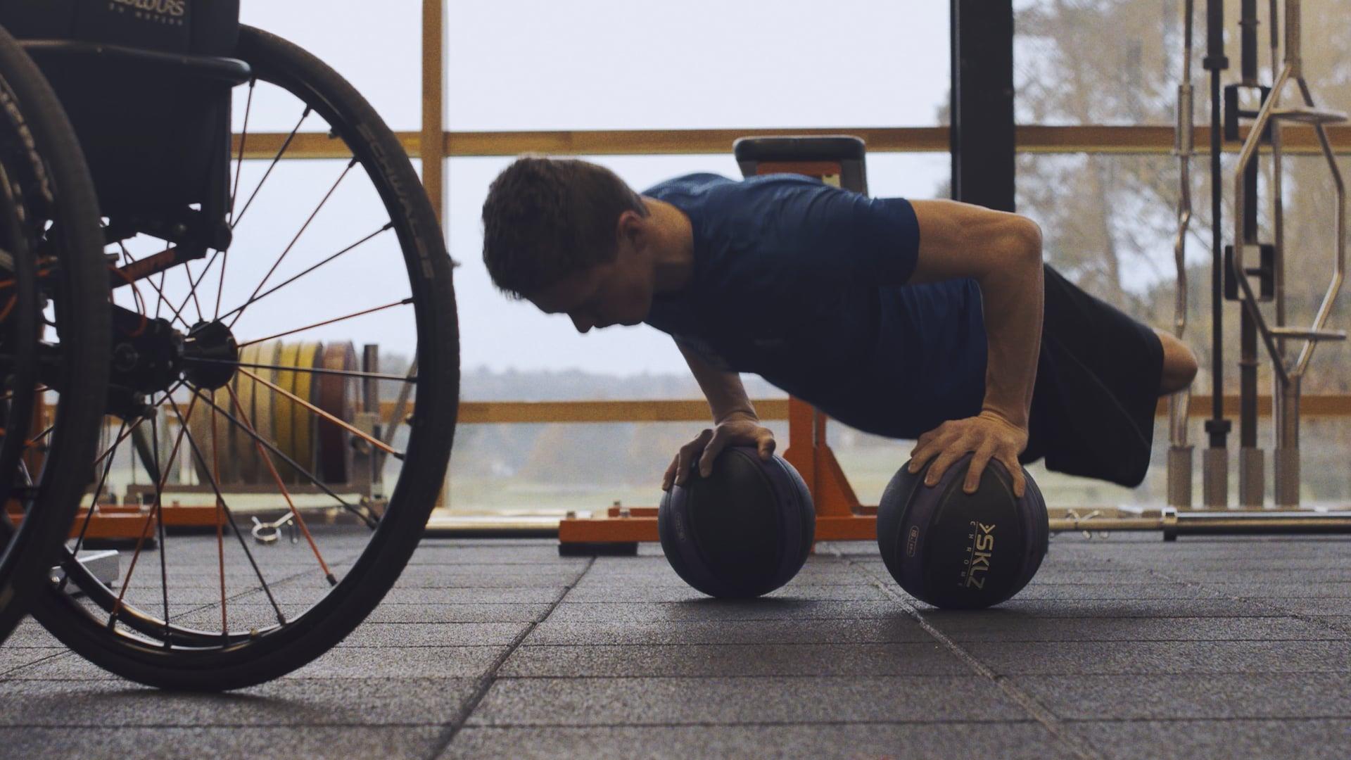 Paralympics 2018 | Niels de Langen