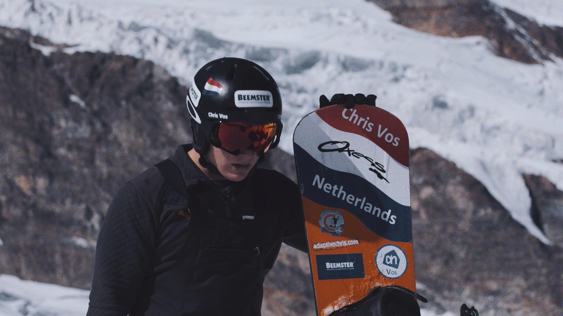 Paralympics 2018 | Chris Vos