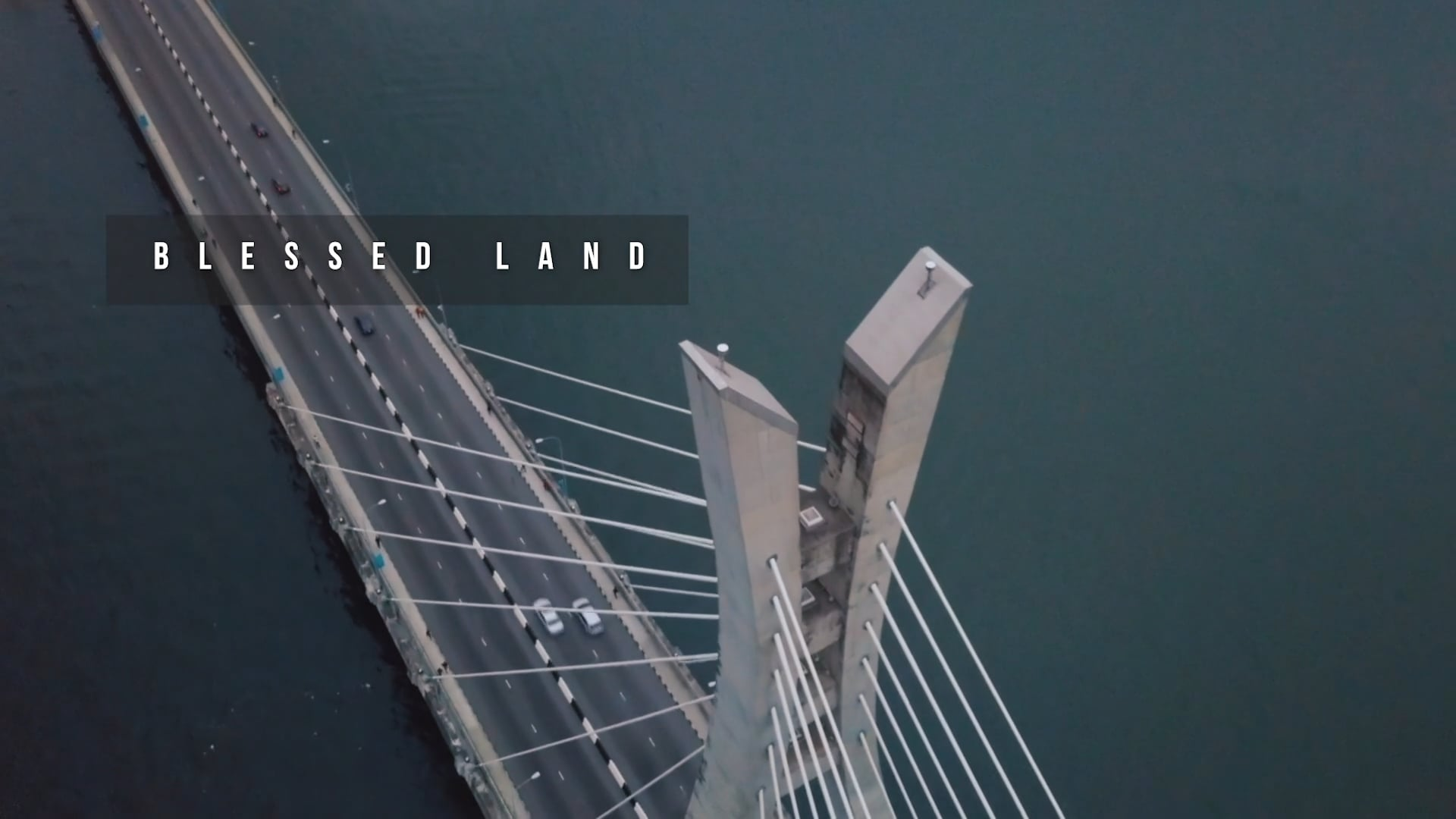 Music Video - Blessed Land   Victoria Orenze