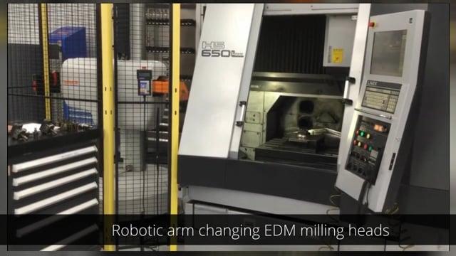 Manufacturing to Medicine