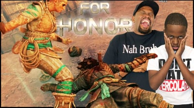 A ROUGH Day To Be A Shinobi! - For Honor Grind Ep.10