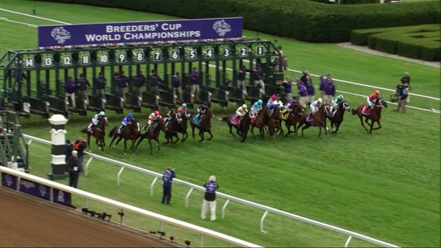 Hit It A Bomb | 2015 Breeders' Cup Juvenile Turf G1