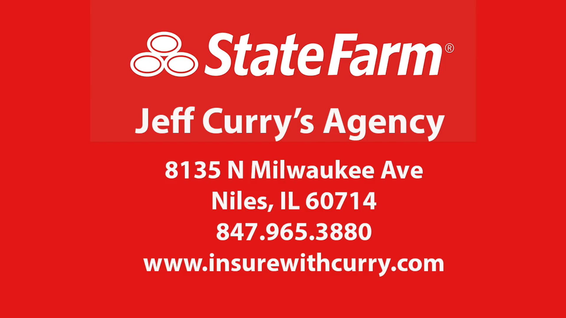 Jeff Curry Agency Video